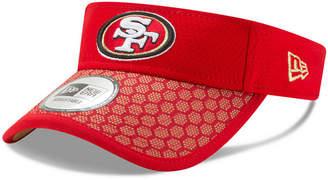 New Era San Francisco 49ers Sideline Visor