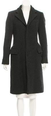 Ralph Lauren Structured Cashmere Coat