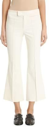 Isabel Marant Lyre Crop Flare Pants