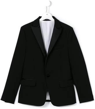 DSQUARED2 one button blazer