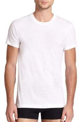 2xist Pima Cotton Crewneck Tee