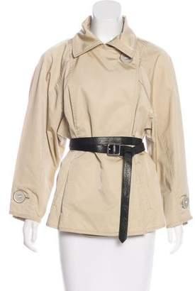 Kaufman Franco KAUFMANFRANCO Belted Jacket