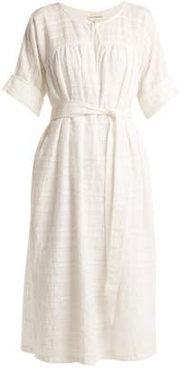 Mara Hoffman Harriet Cotton Dress - Womens - White