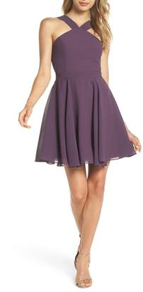 LuLu*s Forevermore Skater Dress