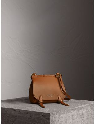 Burberry The Baby Bridle Bag in Leather $895 thestylecure.com