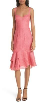 Milly Kendal Italian Linen Dress