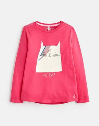 Joules Clothing Bessie Graphic Thirt 32yr