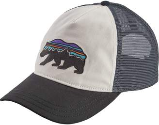 Patagonia Fitz Roy Bear Layback Trucker Hat - Women s a37efee634d3
