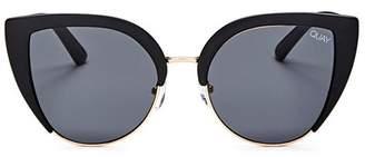Quay Women's Oh My Dayz Cat Eye Sunglasses, 58mm