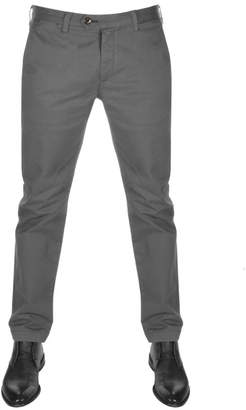 Ted Baker Slim Fit Chino Trousers Grey