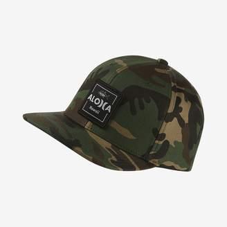 6a6fb5de9 real hurley hat aloha c11ce 26e11