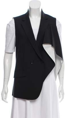 Theory Asymmetrical Double-Breasted Vest