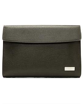Bally Brink Berna Document Holder With Flap