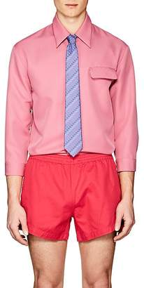 Gucci Men's Gabardine Shirt