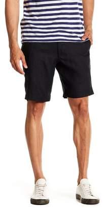Vintage 1946 Linen Shorts