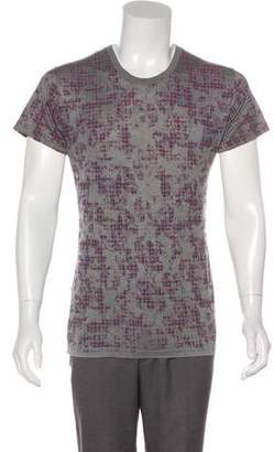 Christian Dior Abstract Print T-Shirt