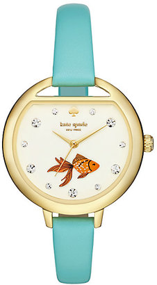 Fish bowl metro watch $225 thestylecure.com