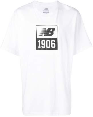 New Balance logo print T-shirt