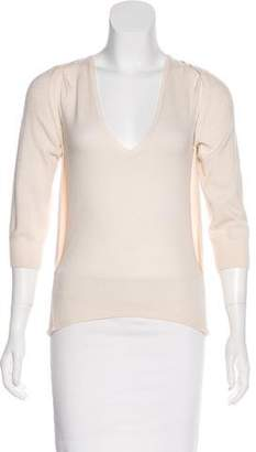 Kaufman Franco Kaufmanfranco Cashmere Knit Top