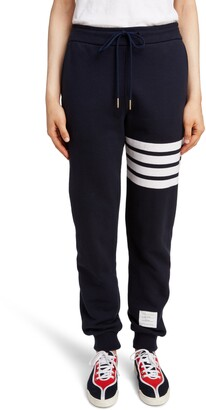 Thom Browne 4-Bar Sweatpants