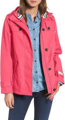 Joules Right as Rain Waterproof Hooded Jacket