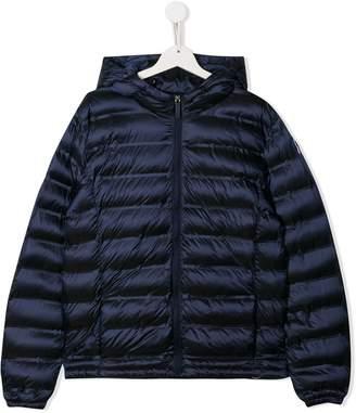 Invicta padded hooded jacket