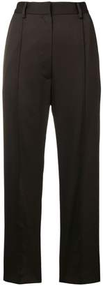 MM6 MAISON MARGIELA perfectly tailored cropped trousers