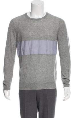 Band Of Outsiders Silk & Cashmere Blend Sweater