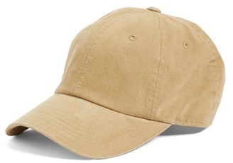 Women's American Needle Washed Baseball Cap - Beige $26 thestylecure.com