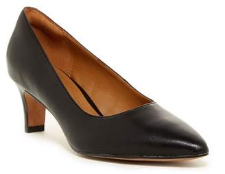 Clarks Crewso Wick Pump - Wide Width Available