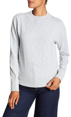 Madewell Relaxed Mock Neck Sweater