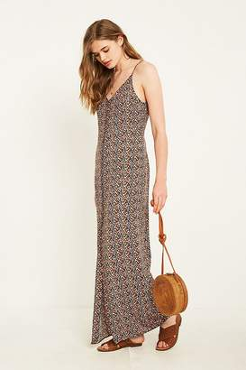 Urban Renewal Vintage Remnants Ditsy Maxi Dress