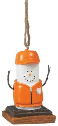 """Midwest Mid-West 3"""" S'mores Marshmallow in Hunting Gear Chocolate Sandwich Christmas Ornament"""