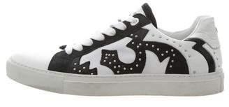 Zadig & Voltaire Embellished Low-Top Sneakers