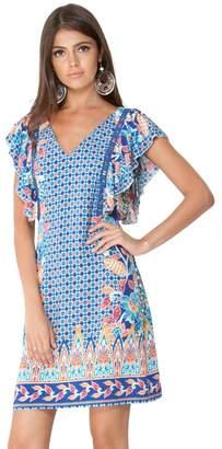 Hale Bob Kavita Eyelet Dress