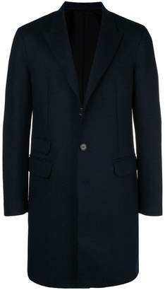 Neil Barrett classic single-breasted coat