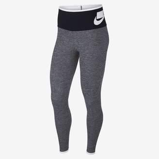 Nike Women's Leggings Sportswear Tech Knit