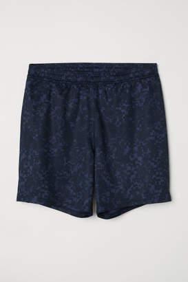 H&M Sports Shorts - Blue
