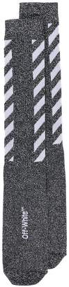 Off-White diagonal socks