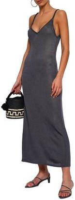 Zimmermann Stretch-knit Maxi Dress