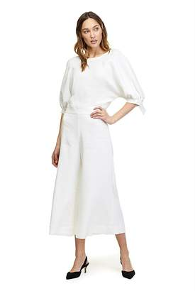 Country Road Stretch Linen Culotte