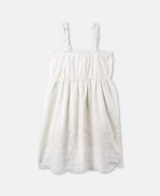 Stella McCartney anemone embroidery dress