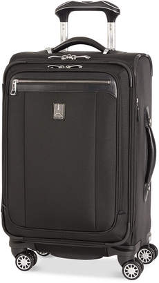 """Travelpro Closeout! Platinum Magna 2 21"""" Carry On Expandable Spinner Suitcase"""