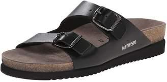 Mephisto Womens 2800 Harmony Leather Sandals 37 EU