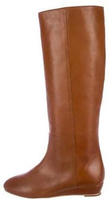 Loeffler Randall Knee-High Wedge Boots