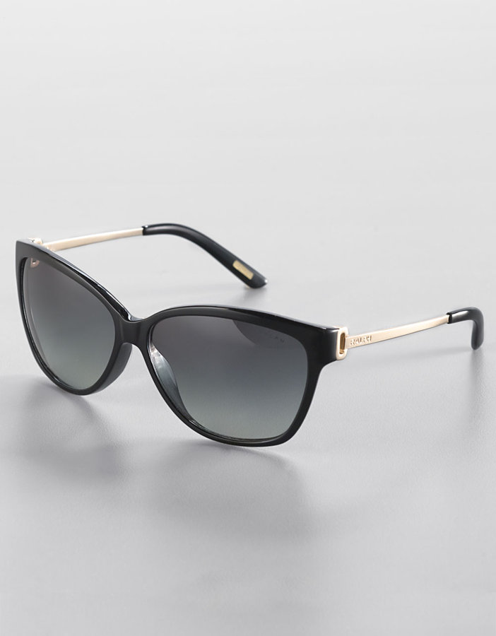 RALPH BY RALPH LAUREN EYEWEAR Retro Cat-Eye Sunglasses
