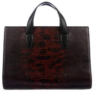Alexander Wang Leather Pelican Satchel