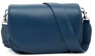 Steven Alan Landon Pebbled Leather Saddle Bag