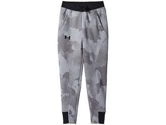 Under Armour Kids Rival Printed Jogger (Big Kids)