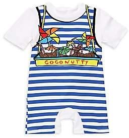 Stella McCartney (ステラ マッカートニー) - Stella McCartney Kids Baby Boy's Coconutty Swimsuit